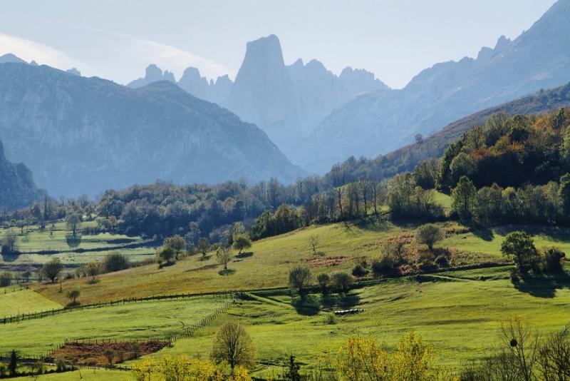 Asturie Noord Spanje