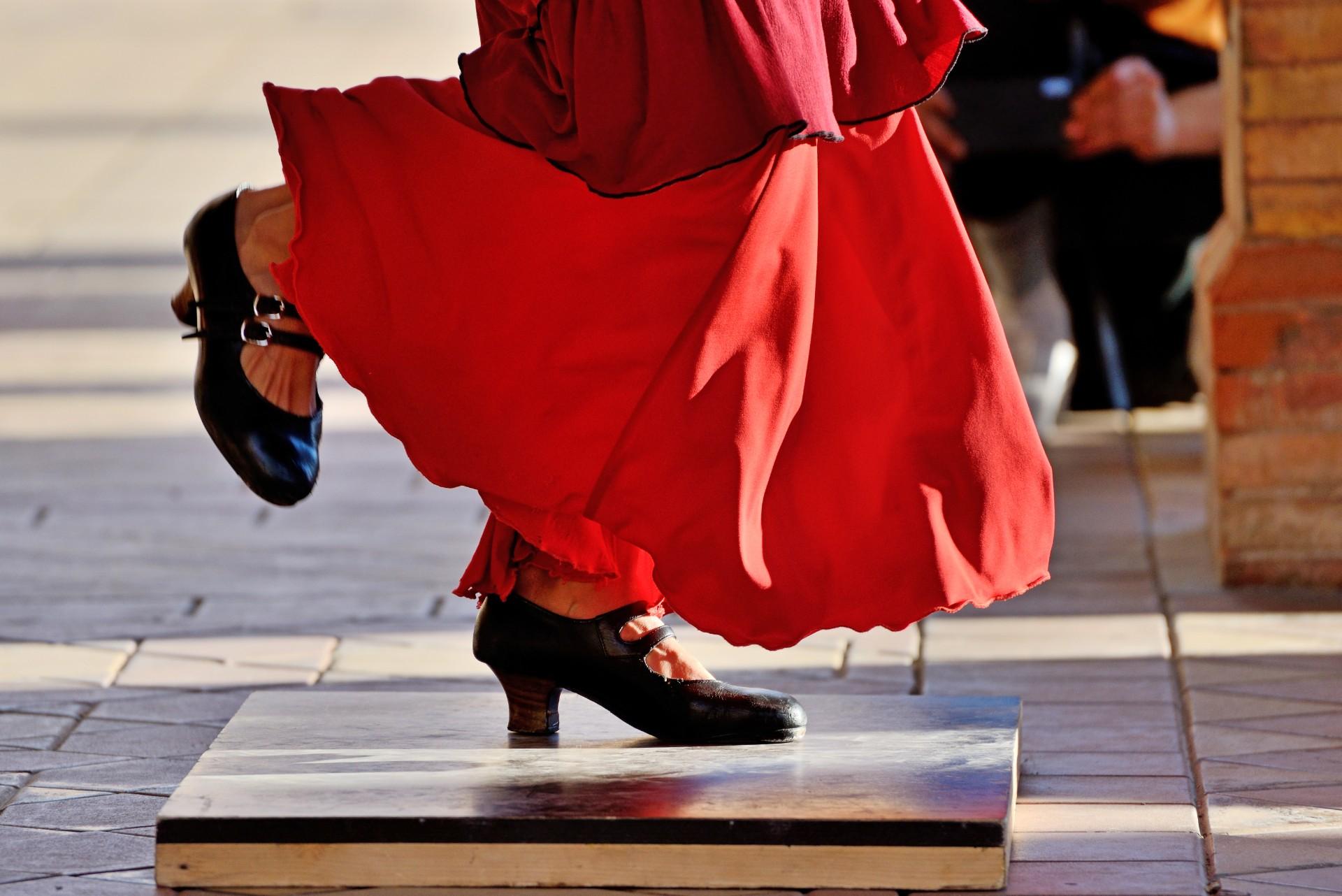 Flamenco Zuid Spanje