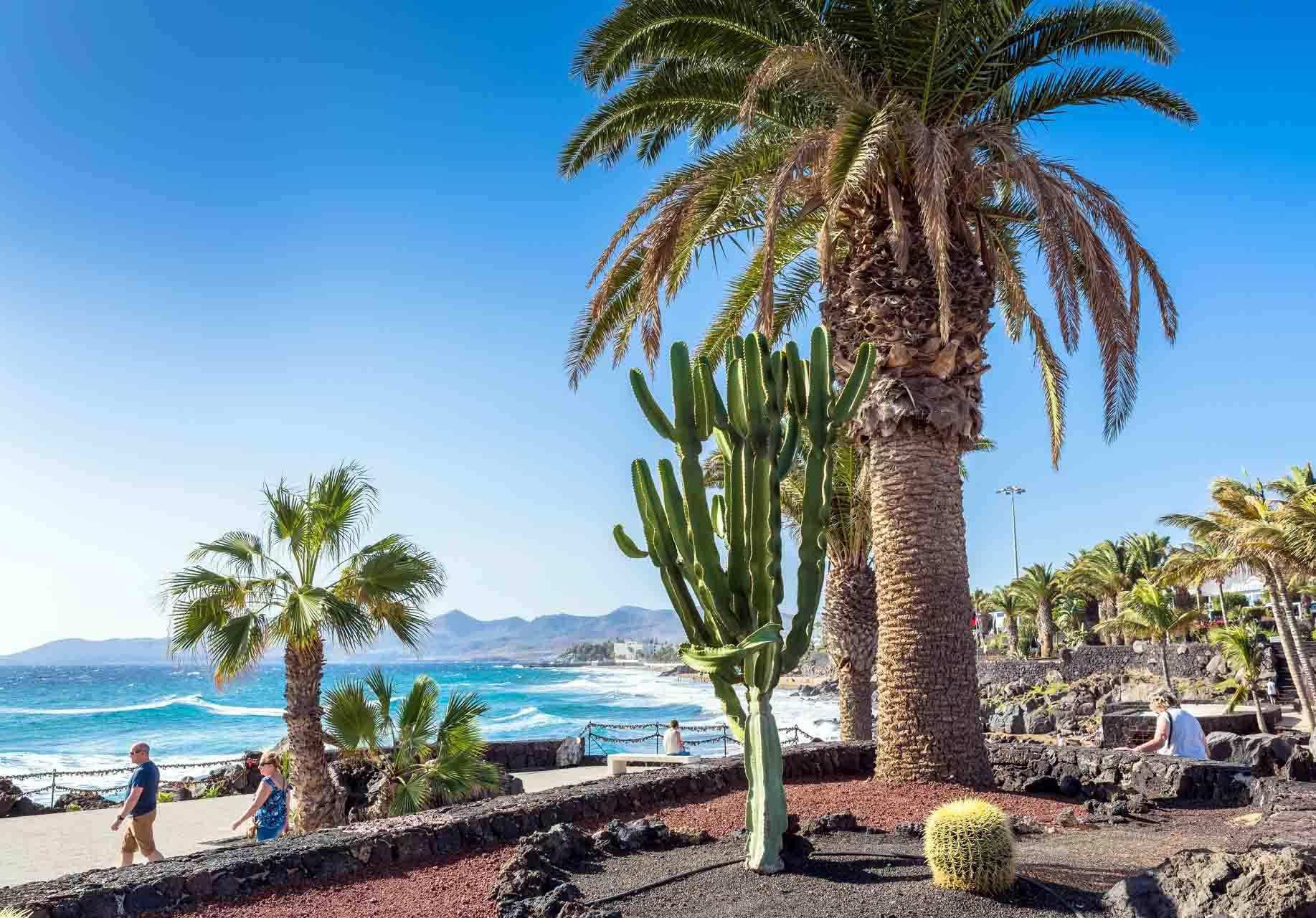 Landschappen Canarische Eilanden