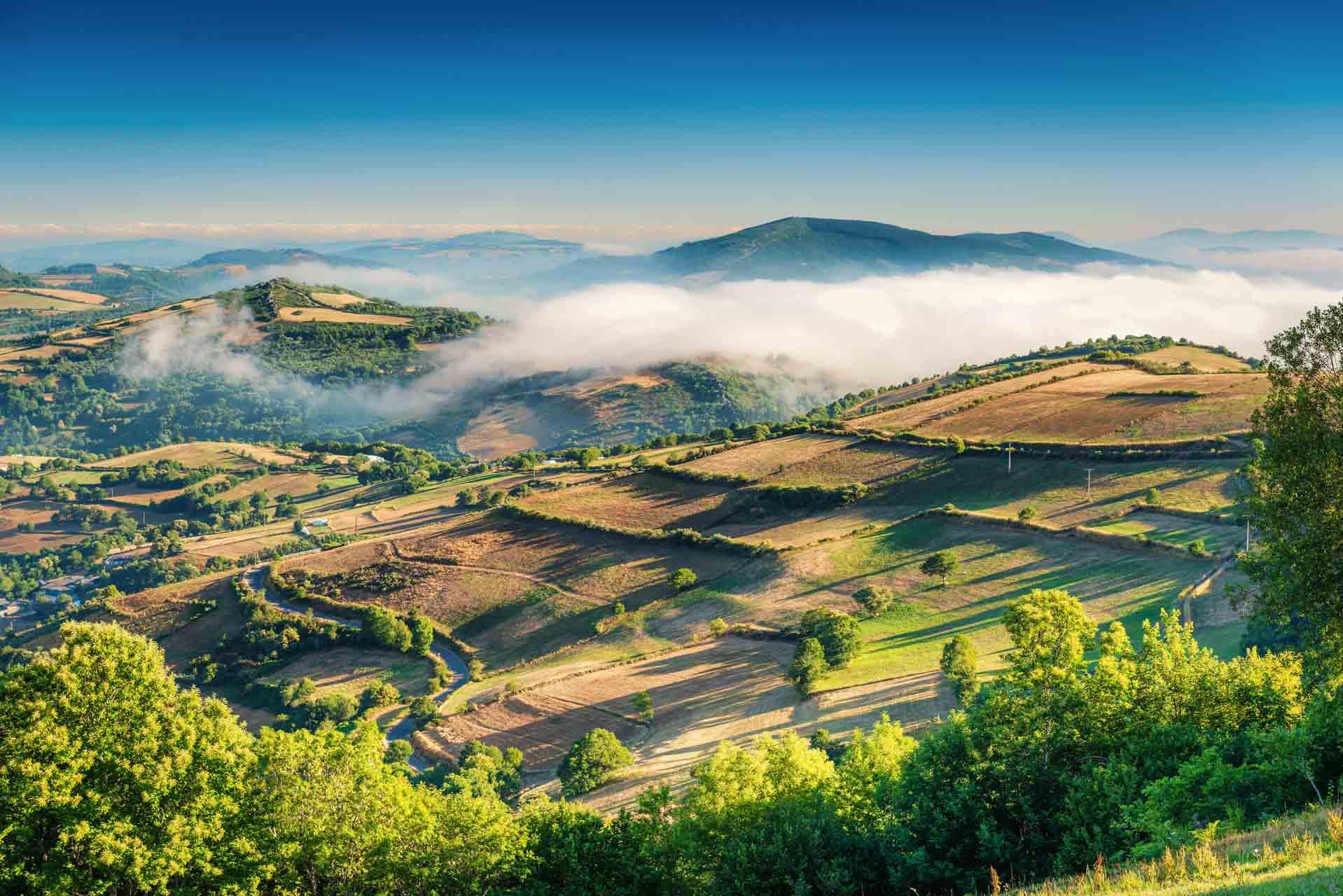 Natuur Spanje