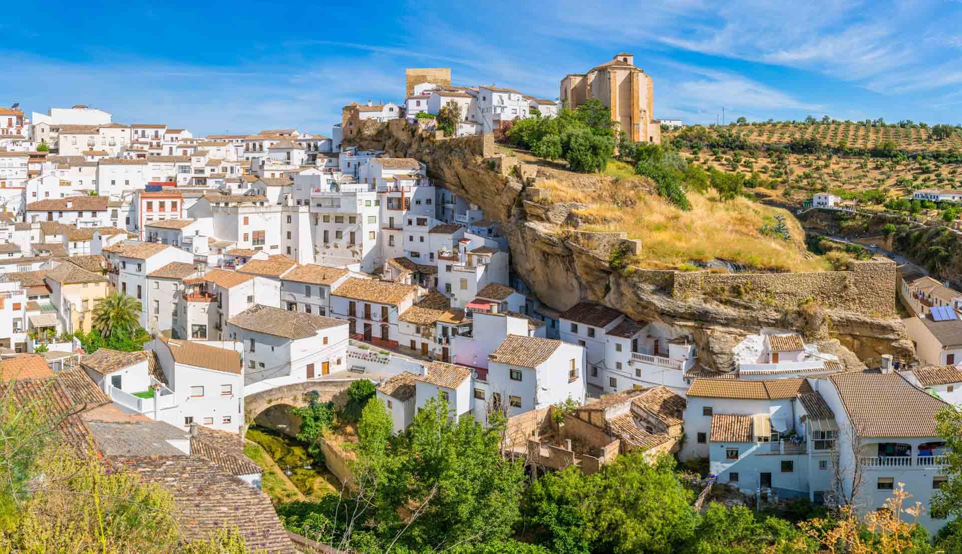 Witte dorpjes Spanje