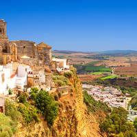 10-daagse fly-drive Hoogtepunten van Andalusië (huurauto Avis)