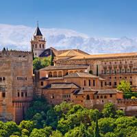 12-daagse fly-drive Bijzonder Andalusië