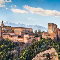 8-daagse vlieg-busrondreis Andalusië en Gibraltar